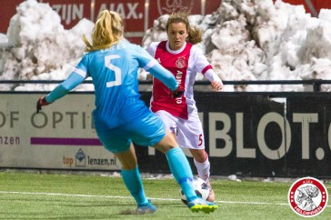 2017-12-12 Ajax vrouwen - FC Twente- 00006