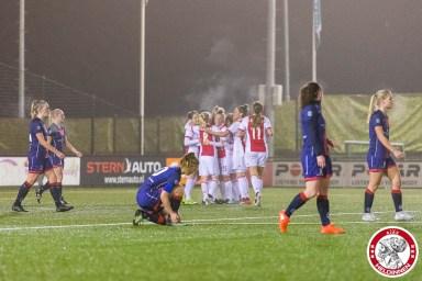 2018-01-26 Ajax vrouwen - VV Alkmaar- 00007