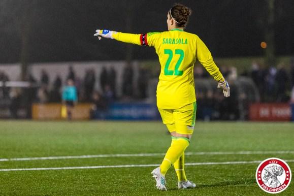 2018-01-26 Ajax vrouwen - VV Alkmaar- 00010