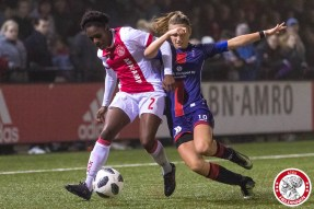 2018-01-26 Ajax vrouwen - VV Alkmaar- 00018