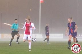 2018-01-26 Ajax vrouwen - VV Alkmaar- 00019