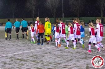 2018-02-09 Ajax vrouwen - Excelsior Barendrecht- 00003