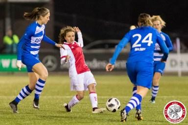 2018-03-16 Ajax vrouwen - PEC Zwolle 1- 00004