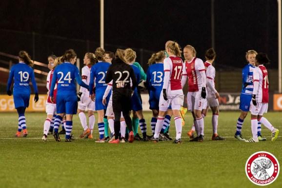 2018-03-16 Ajax vrouwen - PEC Zwolle 1- 00019