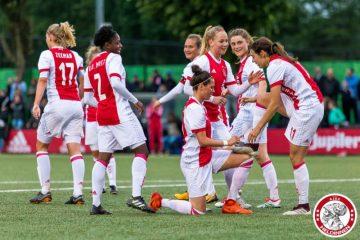 2018-05-18 Ajax vrouwen - SC Heerenveen- 00023