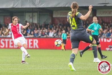 2018-06-02 Ajax vrouwen - PSV bekerfinale- 00007