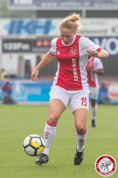 2018-06-02 Ajax vrouwen - PSV bekerfinale- 00008