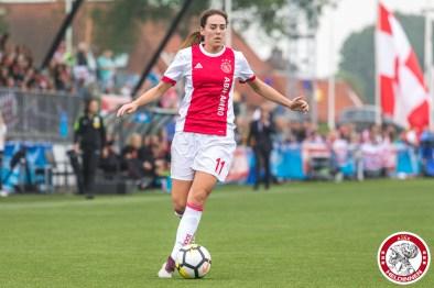 2018-06-02 Ajax vrouwen - PSV bekerfinale- 00012