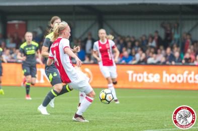 2018-06-02 Ajax vrouwen - PSV bekerfinale- 00014