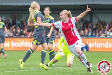 2018-06-02 Ajax vrouwen - PSV bekerfinale- 00015