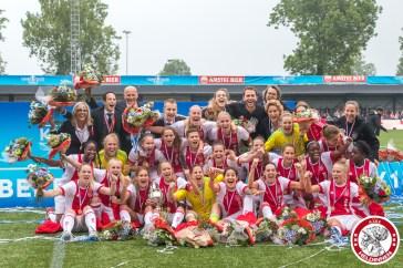 2018-06-02 Ajax vrouwen - PSV bekerfinale- 00027