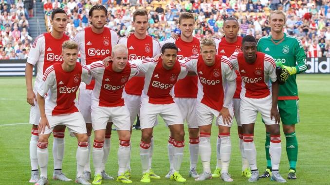 Ajax selectie 2015-2016