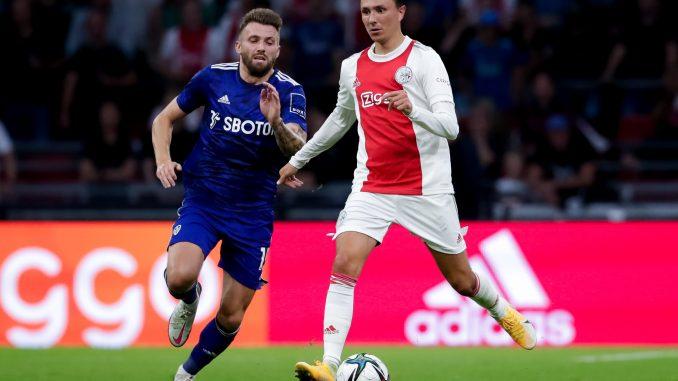 Ajax - Leeds United - Berghuis