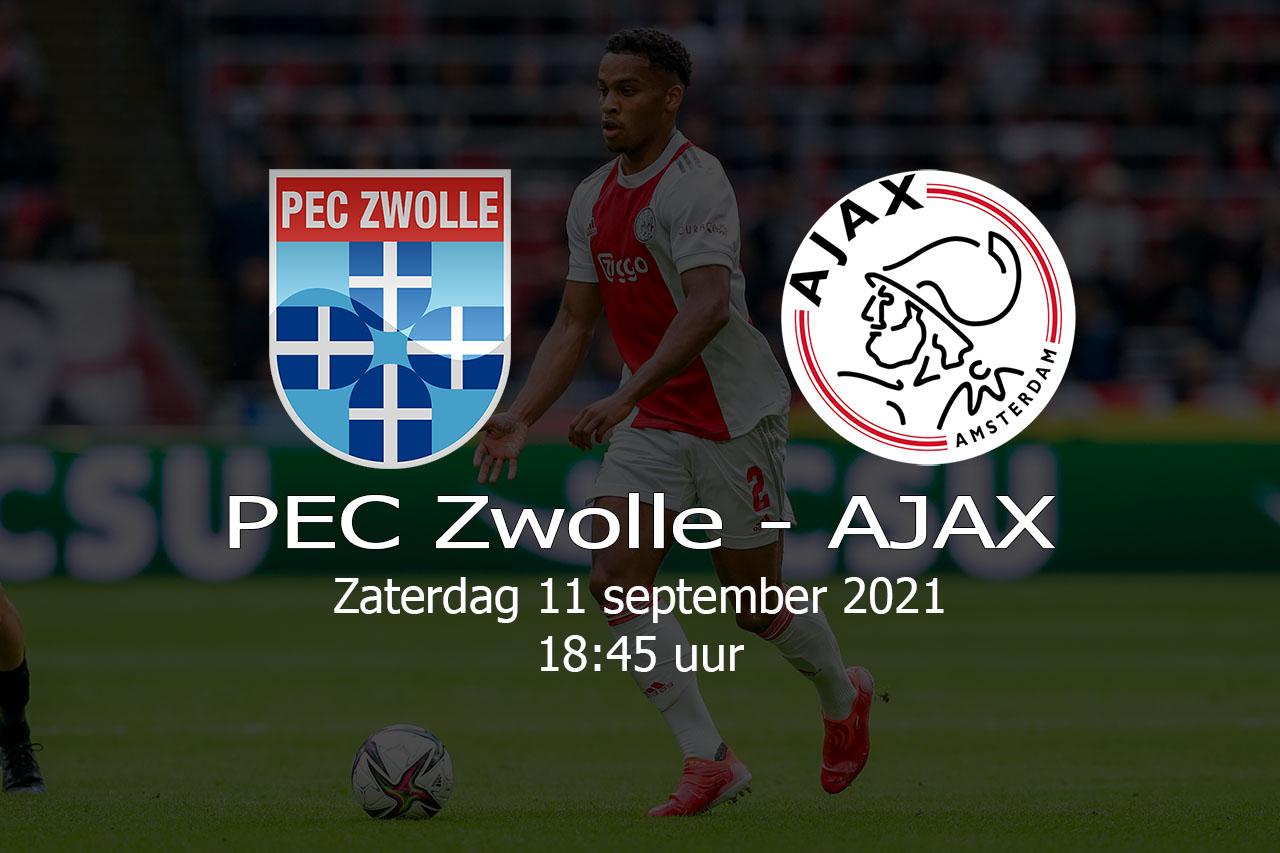 PEC-Zwolle-AJAX-20210911