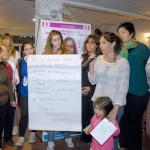 Primera jornada de capacitación con perspectiva de género