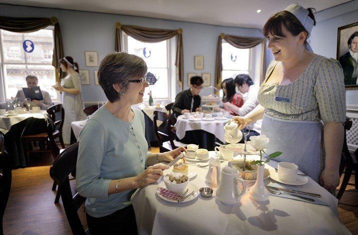 Jane Austen Afternoon Tea Party