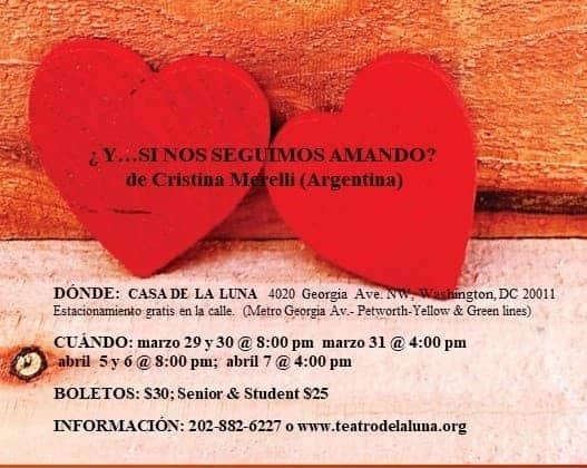 Y si nos Sesguimos Amando de Cristina Merelli (Argentina)
