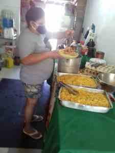 Paraguay - Almuerzos y material de higiene para pobladores de asentamientos marginales de Asunción – Iglesia del Barrio de las Mercedes