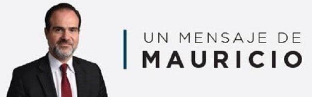 Video del mensaje del Presidente Mauricio Claver-Carone