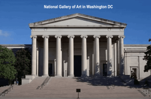 """Event """"From your sofa"""" Virtual tour of the National Gallery of Art in Washington, DC"""