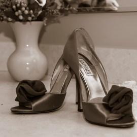 Wedding Shoes | Toledo, OH (2012)