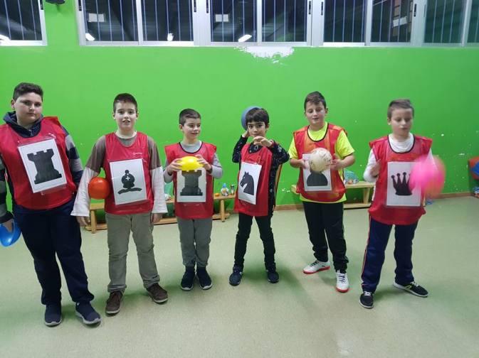 fiesta de ajedrez zalfonada