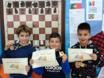 Torneo de Ajedrez Escolar Gloria Arenillas