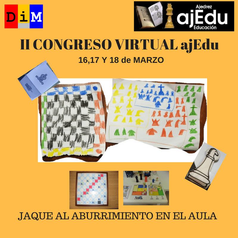 II Congreso Virtual AjEdu