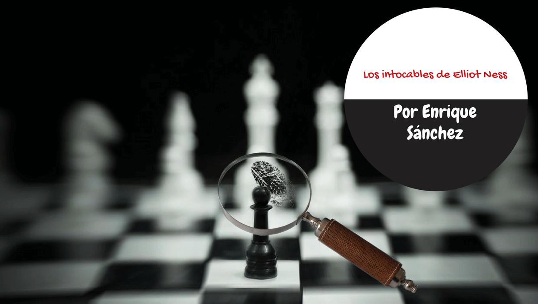 puzzle de ajedrez intocables de elliot ness