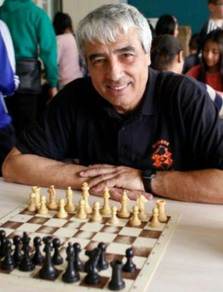 enrique sánchez ajedrez