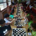 Torneo infantil de ajedrez