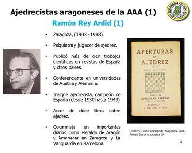 Ajedrez educativo en la AAA