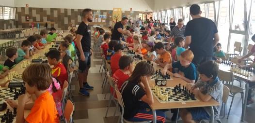 I torneo Intercentros en el CEIP Catalina de Aragón