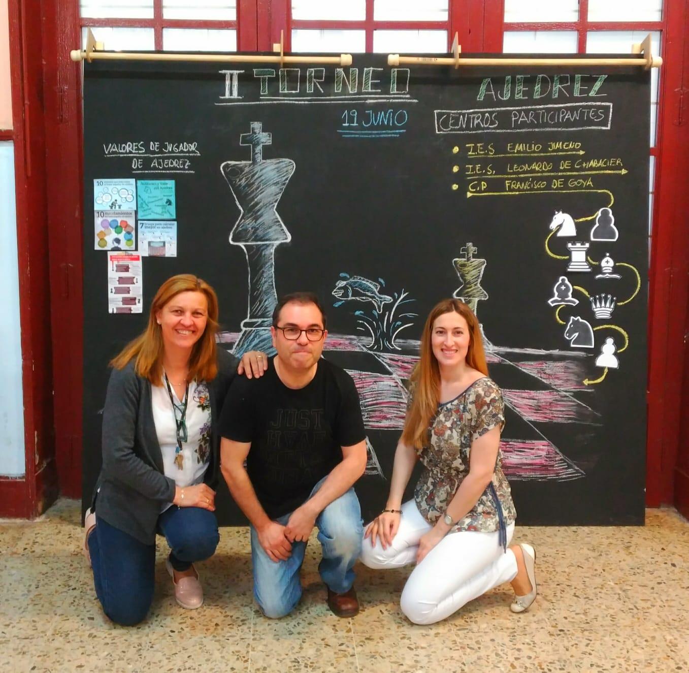 II TORNEO AJEDREZ INTERCENTROS DE CALATAYUD