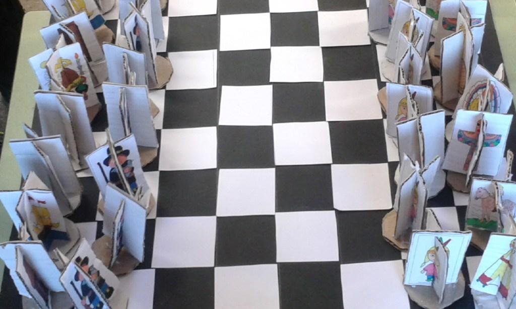 Thanksgiving Chess