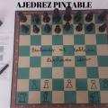 Ajedrez Pintable