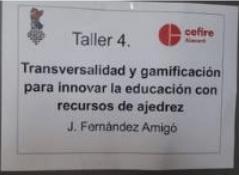 I Congreso Internacional de Ajedrez Educativo y Pedagogía