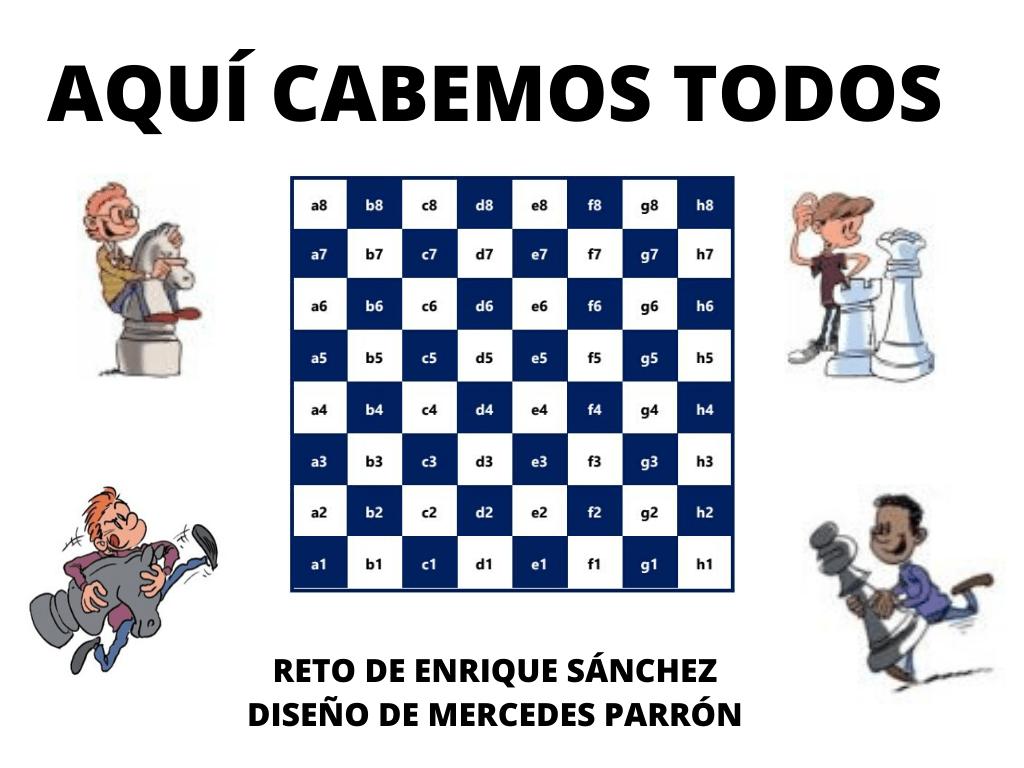 AQUÍ CABEMOS TODOS