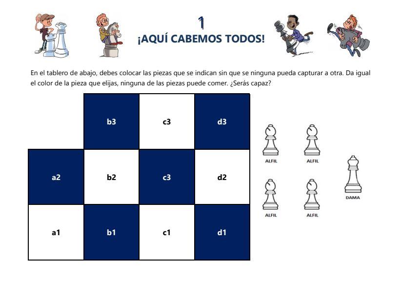¡AQUÍ CABEMOS TODOS 1!