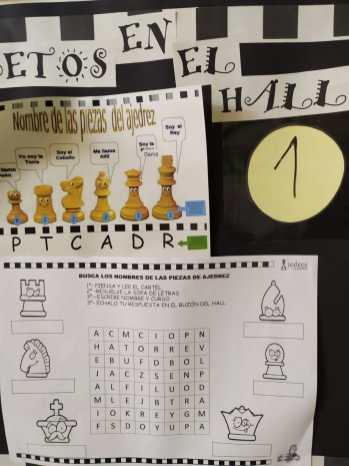 RETOS EN EL HALL XII