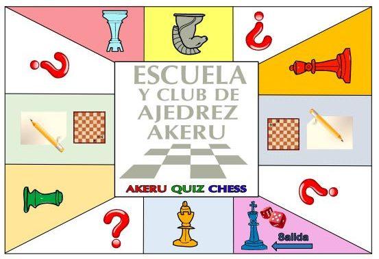 AKERU QUIZ CHESS