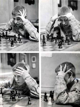 "Tres ""indios"" de Bobby Fischer"