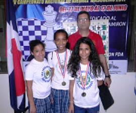 Colegio Los Embajadores, Campeón en la Liga Intercolegial