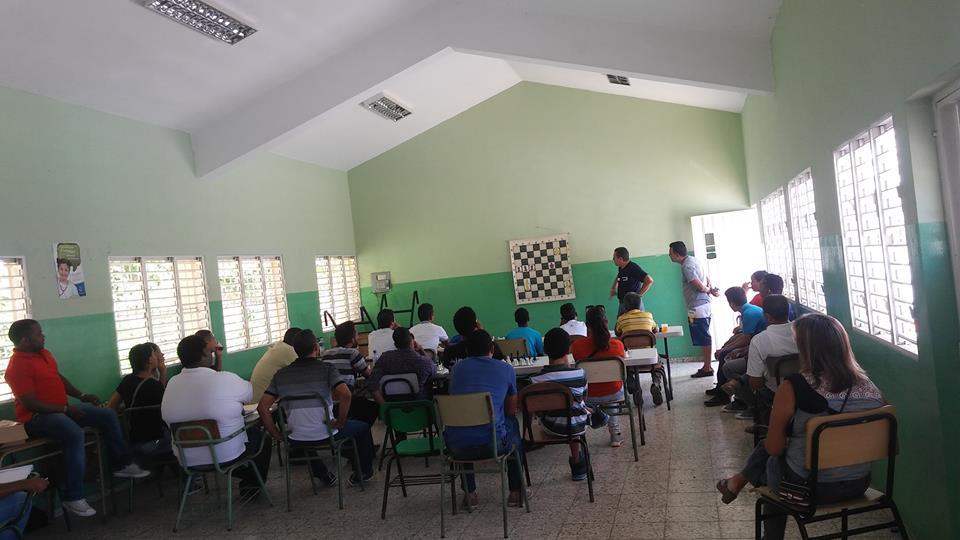 Conferencia en Aula San Pedro de Macorís 24/07