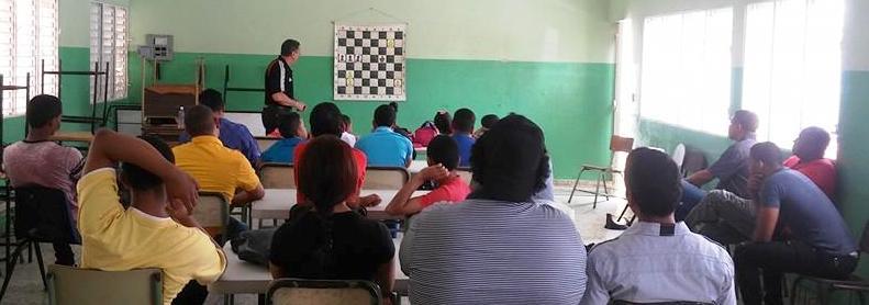 Conferencia en San Pedro de Macorís 05/02/17