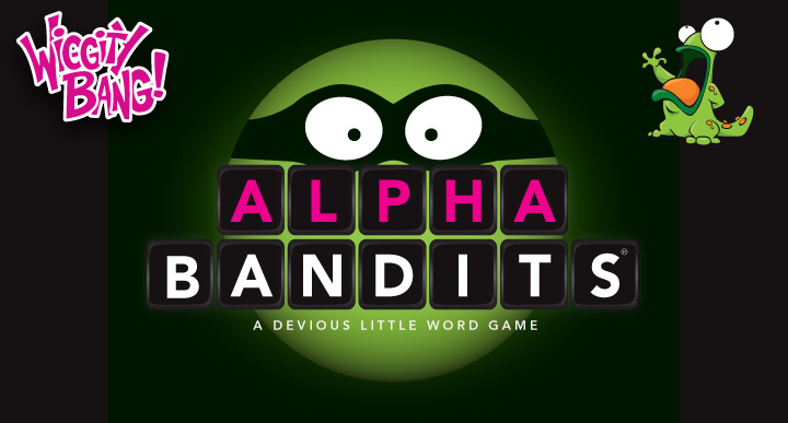 Alpha Bandits Wiggity Bang Games