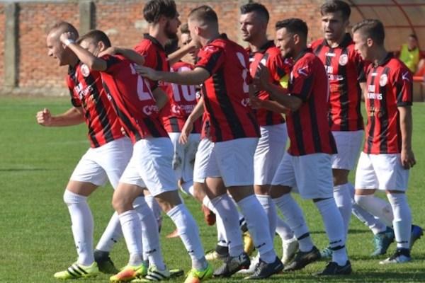 Liga a IV-a Arad, etapa a 11-a: Sântana și Zăbraniul profită de weekend-ul liber al echipei din Pecica