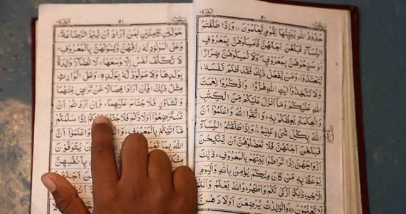 (AP) EDIT4-School-020416-AP An Indian Muslim boy reads the Quran at Minhaj ul Quran school during the holy month of Ramadan in Hyderabad, India, Wednesday, June 24, 2015. Muslims throughout the world are marking the holy month of Ramadan, where observants fast from dawn till dusk. (AP Photo/Mahesh Kumar A.)