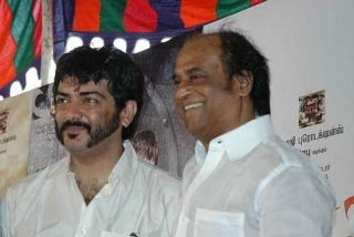 ajith and rajini