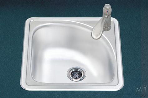 the corner kitchen sink